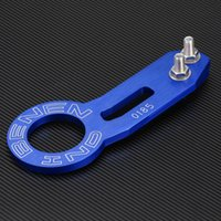 Wholesale Rear Tow Hook High Quality Car Styling JDM Racing Billet Aluminum CNC Rear Tow Hook Towing