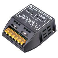 оптовых панели солнечных батарей регулятора контроллер заряда-MPPT солнечной контроллер заряда панели солнечных батарей Регулятор Safe защиты 20A 12V / 24V регулятор Контрол H11051