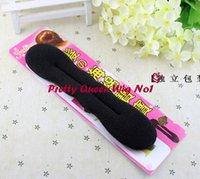 Wholesale Korean Dish Sponge Hair Pony Tails Hair Decorations Women Black Dish Hair Hair Jewelry