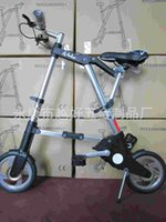 folding bicycle folding a-bike - 8 inch inch A type Abike your portable folding bike bicycle children bicycle factory direct gift