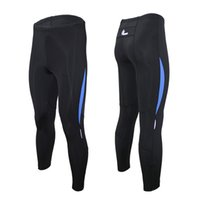 Wholesale ARSUXEO Stretch Breathable Quick Drying Compression Tights Mens Cycling Running Tights Ankle length Pants Y2049