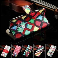 apple chromatic - Deluxe Cover For iPhone s plus Wallet Card Holder Chromatic Fashion Flip Magnetic Leather Stand Case