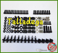 Wholesale Complete Body Fairing Bolts Screw Kit For Honda CBR1000RR CBR H Color Fit All Body Fairing Kit
