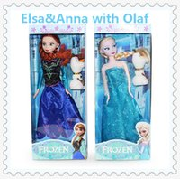 Wholesale Frozen Figure Play Set Elsa Classic Toys Frozen Toys Dolls new arrival