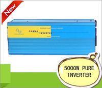 ac power conditioning - W W pure sine wave DC V to AC V High Power Inverter for Air condition Refrigerator Pump