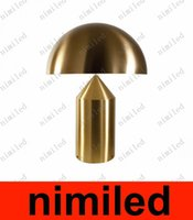 bar desks - nimi786 Atollo Oluce Table Lamp Desk Lights Desk Light Bedroom Living Room Lights Hotel Study Room Lamps Bedside Bar Cofe Mushroom Lighting