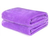 air conditioning fl - Thickening coral fleece blanket air conditioning blanket velvet blanket thermal sheets FL carpet