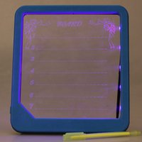 Wholesale Creative LED Message Board Painting Writing Panel Tablet with Fluorescent Marker Pen