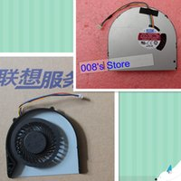 Cheap Wholesale-Original Laptop CPU Cooling Radiator Fan For LENOVO B480 B480A B485 B490 M490 M495 E49 V480 V580 B580 M590 M590S AVC BATA0710R5H