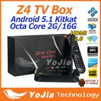 tv box - 1pc Genuine Z4 TV Box Octa core gb gb ROM Android RK3368 Bluetooth4 G G AP6335 Dual Wifi