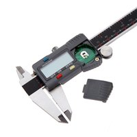 Wholesale Vernier Caliper TGK TGK E mm Metal Calipers Gauge Micrometer Pie De Rey Paquimetro Measuring Tools