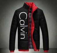 Cheap Free shipping 2015 Winter Jacket Men's Cotton-padded Warm Coat Fashion Overcoat,Outwear, Coats & Jackets, Down & Parkas M-4XL