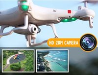 Wholesale Upgrade From X5C Syma X5SC G Remote Control Flying Toy Plane with HD MP Camera