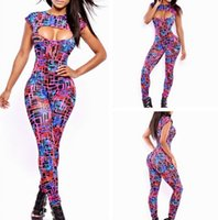 Cheap Wholesale-New 2015 Rompers Womens Jumpsuit Stylish Smart Suit Style V-neck Sleeveless Jumpsuit LC6230 High Street 2015 Women Clothing
