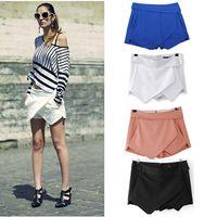 high waist jeans plus size - new summer high waist stretch denim shorts Slim Korean casual women jeans shorts hot plus size