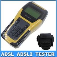 Wholesale LT332B ADSL ADSL2 xDSL DSL Tester adsl test equipment installation and maintenance tools