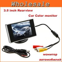 automobile video monitor - Automobiles Motorcycles Inch Car Video Players Car monitor Color TFT LCD Monitor Rearview DVD w PAL NTSC