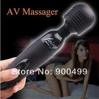 Cheap black large size body massager, sexy av vibrators eroticerotic adult toys for women masturbation, nipple stimulate clitoris