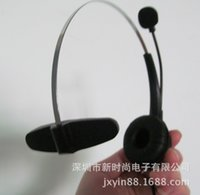 Wholesale Factory direct telephone monitoring equipment a headset computer headset customer service call center headsets USB