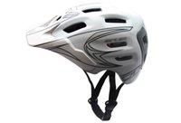 bicycle helmet sun visor - holes GUB XX7 M size MTB Bike Road Bicycle Cycling EPU Integrally Molded Helmet with adjusable sun visor fits for cm