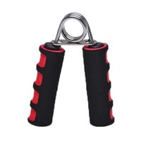 exercise hand grip - Hot Sale Grips Spring Grip Hand Wrist Arm Strength Exercise Fitness Grip Hand Grippers Fitness Equipment Color Random