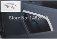 articles content - Stainless Steel FOR Kia Sportage R door store content protection article bright decoration bar Storage sequins for modification