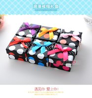 fashion jewelry boxes - 2014 hot sale new fashion Korean high end jewelry ring box