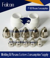 Wholesale Plasma Cutter Accesories Plasma Cutter P torch consumables cutting electrode tips suitable A plasma cutting