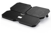 aluminum laptop cooling pad - DEEPCOOL cooling pad X6 for laptops and pads up to inch