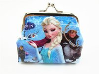 Wholesale Princess package Cartoon bag Shell coin bag ice bag