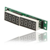 Wholesale 7 Segment LED Display Module V MAX7219 High Quality Bit Red Digital Tube For Arduino MCU