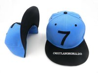liquidation - 2015 fashion Madrid CR7 Snapback Cap Cristiano Ronaldo Gorra LIQUIDATION OFFER SNAPBACK Adjustable Baseball HAT Hats Cheap street ball caps