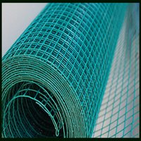Wholesale Green Welded Wire Mesh With Lowest Price PVC Coated Or Powder Coated mm mm Wire Diameter After Coated