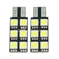 Wholesale 2Pcs Energy Saving T10 W SMD LED White Light Lamp Bulb New Practical