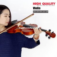 Wholesale High quality bailing violin violin Send violin case rosin violino