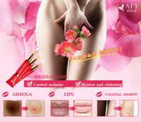 Wholesale Pink Nipple Cream Lipstick Lip Gloss Whitening Cream Nipple Underarm Vaginal Armpit Areola Lip Private Part Pinkish bottle
