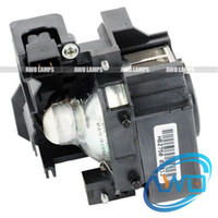 Wholesale ELPLP50 V13H010L50 Compatible lamp with housing for EPSON W EB H W EMP EMP he