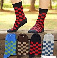 designer socks - Men s Designer Fashion Dress Socks Casual Cotton Socks For Men