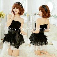 Wholesale Uniform lingerie women s appeal princess dress uniforms and costumes the lingerie with temptation to suit