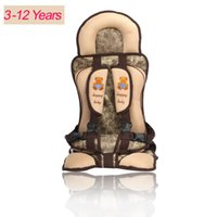 Wholesale 3 Years Old Lovely Baby Car Seat Car Protection Kids Portable and Comfortable Infant Baby Safety Seat Practical Baby Cushion