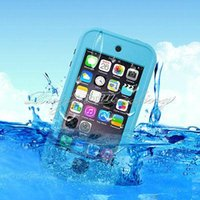 apple itouch white - For Apple i iTouch th Gen Ultra Slim Luxury Waterproof Shockproof DirtProof Cell Phone Case Protective Cover