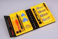Wholesale Kaisi multipurpose in Precision Screwdrivers Kit Phone Opening Repair Tools Set for iPhone s iPad Samsung