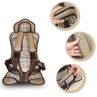Wholesale 1Pc Hot Selling Portable Baby Safety Seat Updated Version Thickening Sponge Kids Car Seats BA022