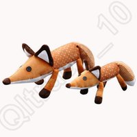 Wholesale 20PCS HHA692 The Little Prince Le Petit Prince Plush Toy Fox Animals Dolls Soft Stuffed cm Christams Gift For Children Cartoon Fox Toys