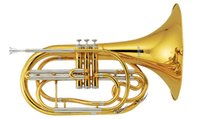 Wholesale Bb Marching French Horn With Foambody case Shipping Time days Musical instruments