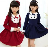 Wholesale cute toddler girl winter clothes toddler girl clothing fall winter tutu dress autumn style clothes for teenagers girls years