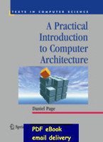 Wholesale A Practical Introduction to Computer Architecture
