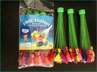 Wholesale magical water balloons The most crazy summer games Amazing Kids Water Game Toys Crazy Balloons Fill a Bunch in a Minute