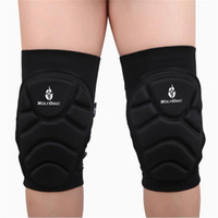 Wholesale WOLFBIKE Two Pieces Skiing Goalkeeper Soccer Football Volleyball Extreme Sports knee pads Protect Cycling Knee Protector Kneepad