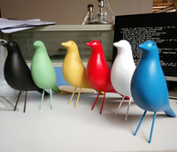 art decor furniture - Vitra Eames House Bird Home Decor Arts Crafts Creative Bird Furniture Decoration Kids Room Living Room House Birds Best Gift
